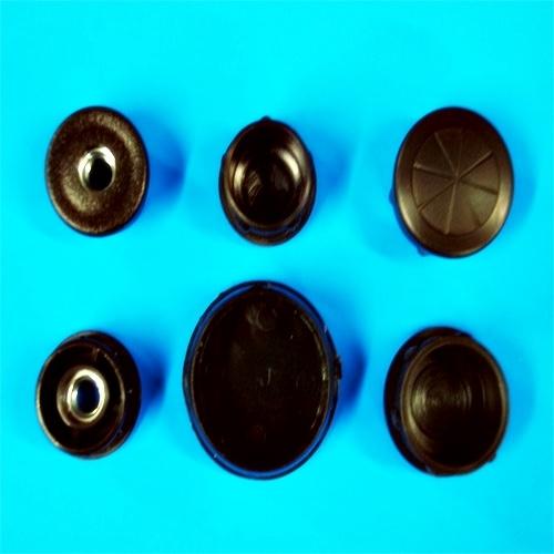 원형PVC 원속넛트·원속도금 (규격별 다양)